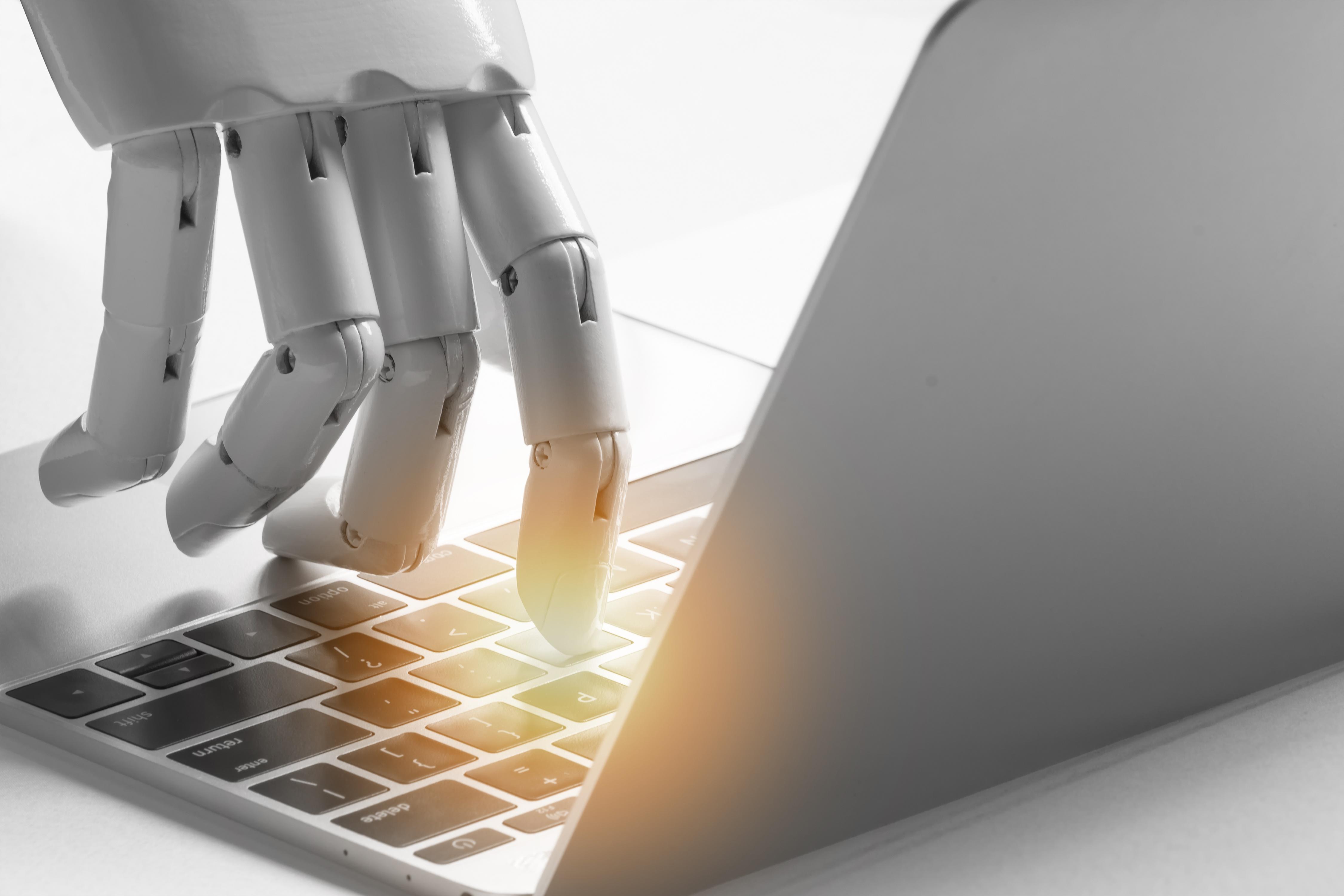 Robothand Shutterstock